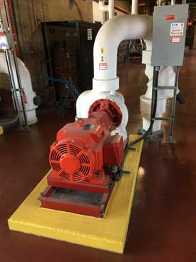 Confederation Plant-Pump
