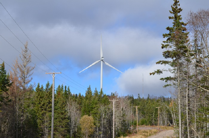 Baddeck Wind Turbine